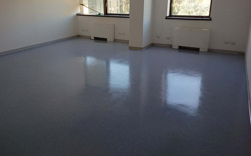 trattamento protettivo pavimento in pvc e linoleum